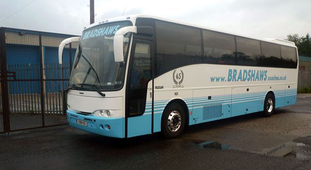 Single Deck 70 Seater
